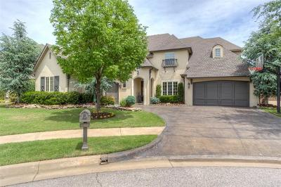 Bixby Single Family Home For Sale: 10855 S 94th East Place