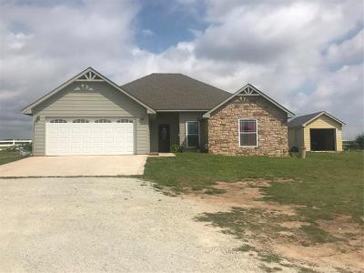 Ada Single Family Home For Sale: 16484 County Road 1560