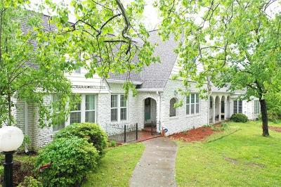 Okmulgee Single Family Home For Sale: 1405 S Mission Lane