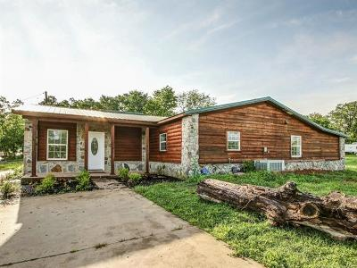 Tahlequah Single Family Home For Sale: 21060 S 496 Road