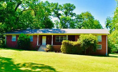 Tahlequah OK Single Family Home For Sale: $185,300