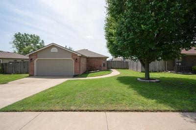 Owasso Single Family Home For Sale: 10234 E 97th Street North