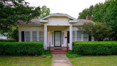 Ada Single Family Home For Sale: 601 S Francis Street