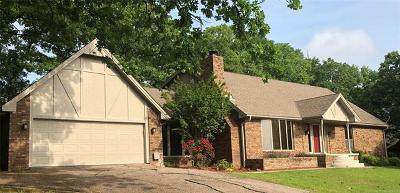 Ada Single Family Home For Sale: 16381 County Road 3581