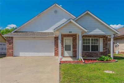 Coweta Single Family Home For Sale: 419 E Redwood Street