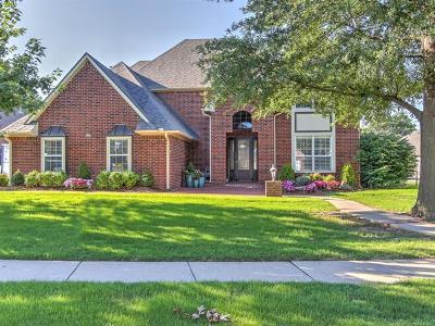 Broken Arrow Single Family Home For Sale: 4209 N Battle Creek Drive