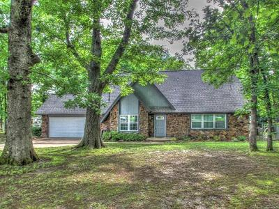 Catoosa Single Family Home For Sale: 325 S 276th East Avenue