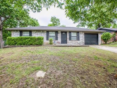 Claremore Single Family Home For Sale: 13205 S Ash Street