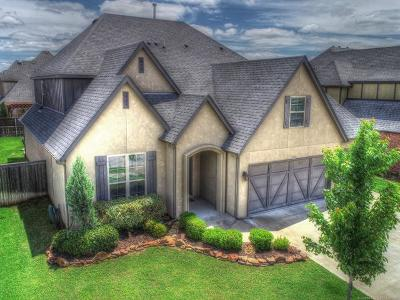 Broken Arrow Single Family Home For Sale: 1111 S Magnolia Place