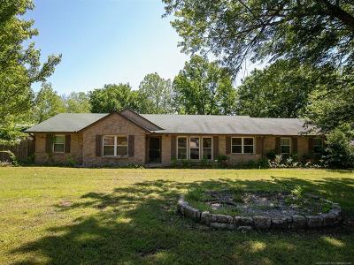 Claremore Single Family Home For Sale: 10555 E Birch Street