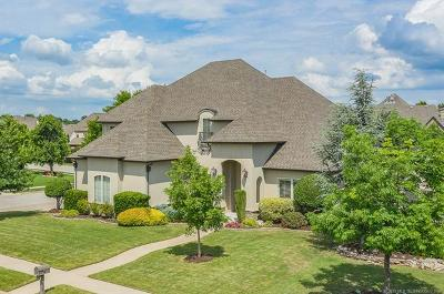 Tulsa Single Family Home For Sale: 10845 S 94th East Place