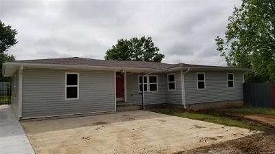 Ada Single Family Home For Sale: 17392 County Road 3500