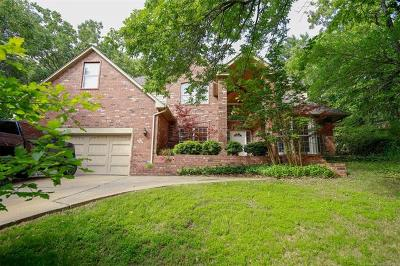 Jenks Single Family Home For Sale: 11937 S 18th Street