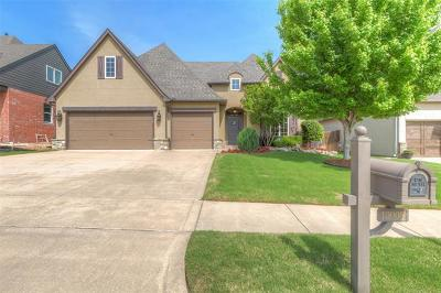 Bixby Single Family Home For Sale: 13908 S 27th Street