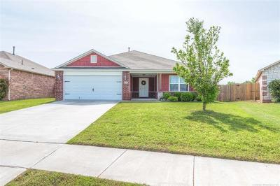 Bixby Single Family Home For Sale: 12681 S 88th East Avenue