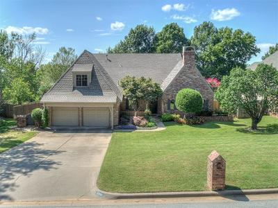 Tulsa Single Family Home For Sale: 8916 S College Place