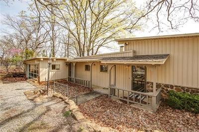 Cookson OK Single Family Home For Sale: $350,500