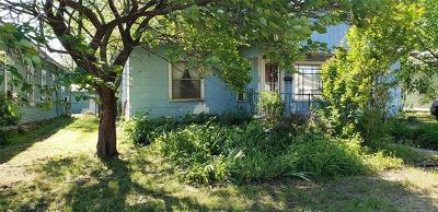 Okmulgee Single Family Home For Sale: 604 N Griffin Street