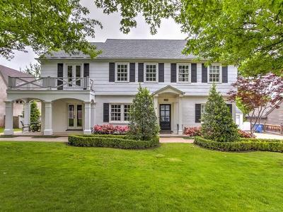 Tulsa Single Family Home For Sale: 1838 E 31 Place