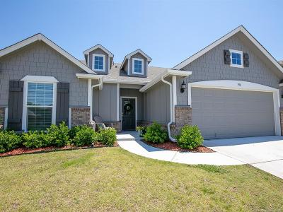 Jenks Single Family Home For Sale: 3912 W 103rd Place S