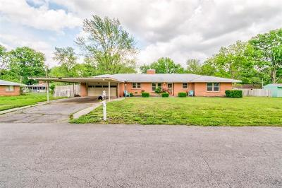 Bartlesville Single Family Home For Sale: 1510 Crescent Drive