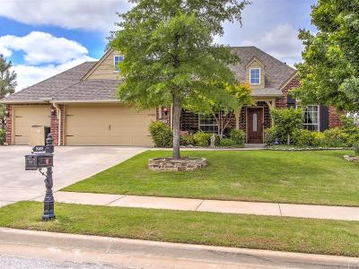 Owasso Single Family Home For Sale: 9408 N 95th East Place