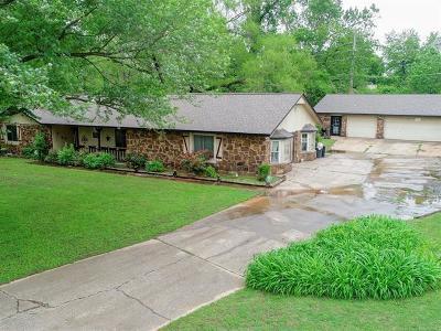 Coweta Single Family Home For Sale: 29677 E 157th Street S