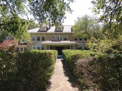Okmulgee Single Family Home For Sale: 1700 E 6th Street