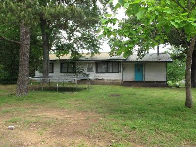 Sallisaw Single Family Home For Sale: 99763 S 4610 Road