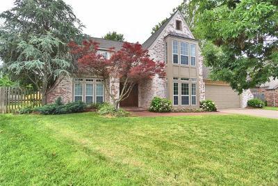 Tulsa Single Family Home For Sale: 3626 E 102nd Street