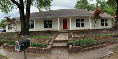 Tulsa Single Family Home For Sale: 7380 S 69th East Avenue