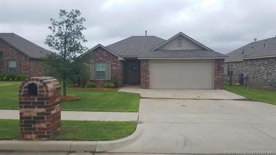 Coweta Single Family Home For Sale: 14152 S 268th East Avenue