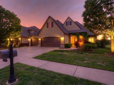 Tulsa Single Family Home For Sale: 4105 E 118th Boulevard