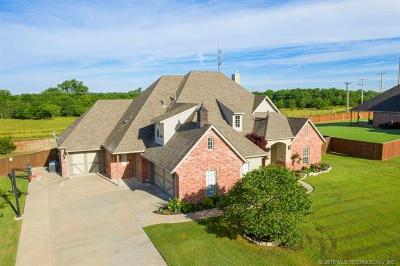 Owasso Single Family Home For Sale: 8410 N 66th East Avenue