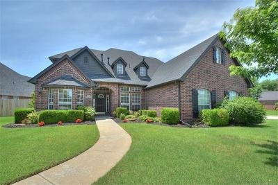 Jenks Single Family Home For Sale: 11904 S Vine Street
