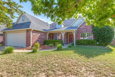 Jenks Single Family Home For Sale: 11723 S Vine Place