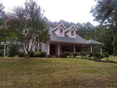 Poteau OK Single Family Home For Sale: $239,000