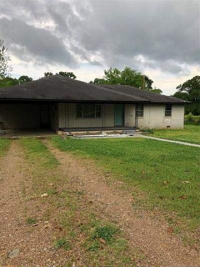 Talihina Single Family Home For Sale: 3647 SE State Hwy 63 Street
