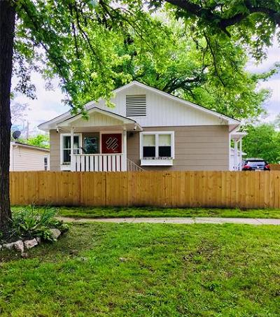 Bartlesville Single Family Home For Sale: 827 S Choctaw Avenue