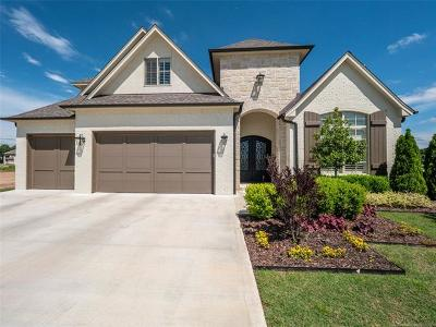 Tulsa Single Family Home For Sale: 10009 S Hudson Avenue