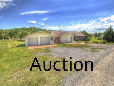 Fort Gibson Single Family Home For Sale: 1545 Sumac Road
