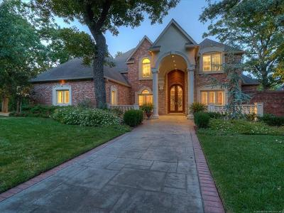 Tulsa Single Family Home For Sale: 11605 S Erie Avenue