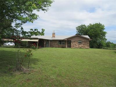 Ada Single Family Home For Sale: 14251 County Road 3590