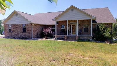 Ada Single Family Home For Sale: 17865 County Road 3518