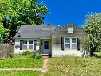 Ada Single Family Home For Sale: 400 W 15th Street