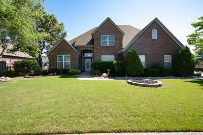 Owasso Single Family Home For Sale: 14017 E 90th Street North