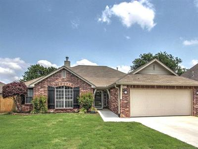 Sand Springs Single Family Home For Sale: 3607 S Heather Avenue