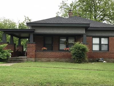 Ada Single Family Home For Sale: 831 E 13th Street