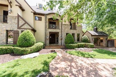Tulsa Single Family Home For Sale: 12005 S Kingston Avenue