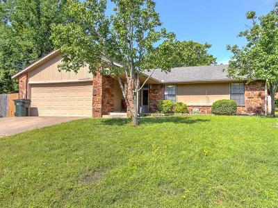 Sapulpa Single Family Home For Sale: 540 Shadow Circle